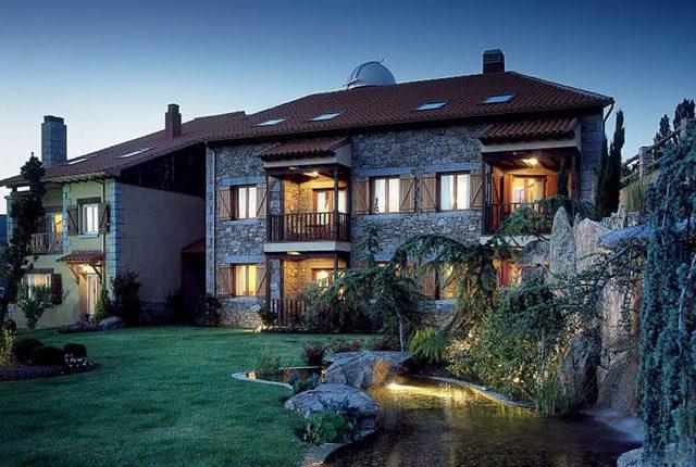 Snowflake Dağ oteli