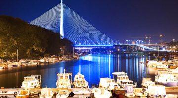 Hergün Hareketli Uçaksız Belgrad Turu