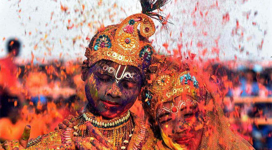 Hindistan Holi Festivali Turu