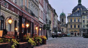 Lviv Turu 2 Gece Konaklamalı
