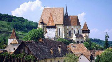 Transilvanya Şatolar Turu Romanya