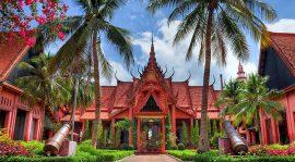 Vietnam Kamboçya Singapur Turu