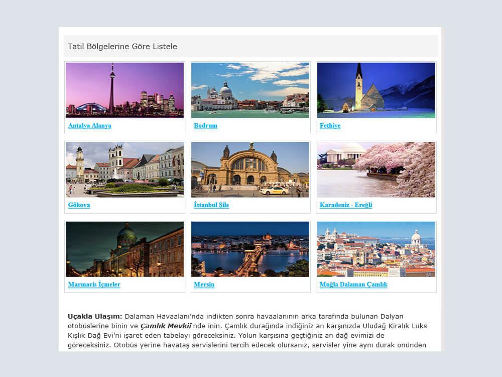 Wordpress Otel Pansiyon Teması